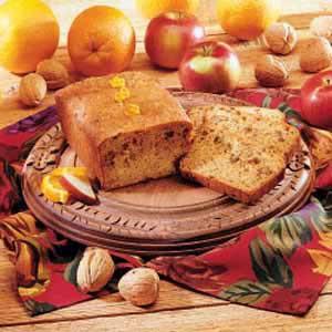 app orange bread