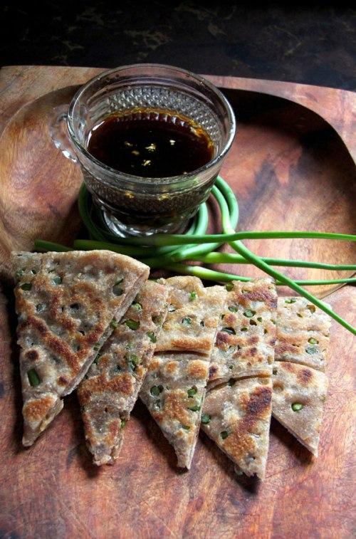 garlic-scape-pancakes-1