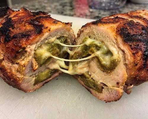 green-chile-stuffed-tenderloin
