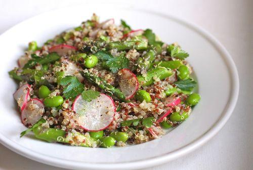 quiona salad