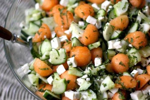 minty-cucumber-cantaloupe-salad-1