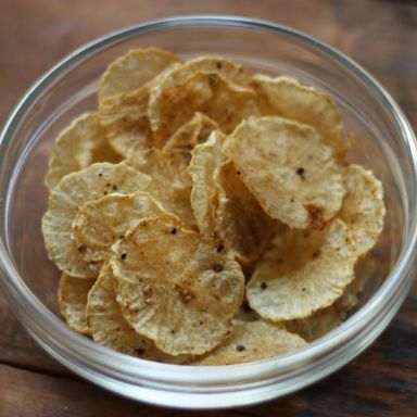 appetizers-daikonradishchips